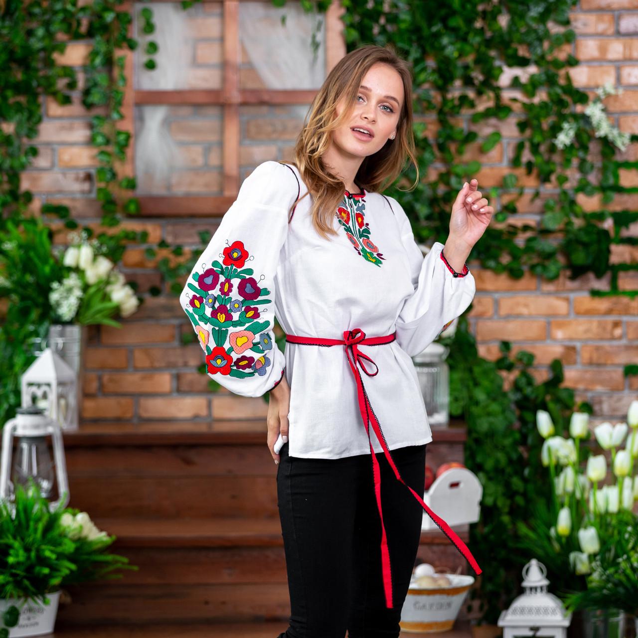 """Украинская сорочка с вышивкой """"Лелитка"""""""