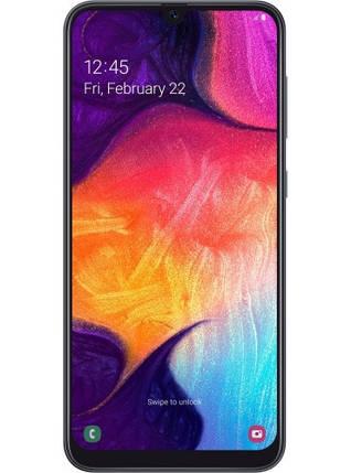 Смартфон Samsung Galaxy A50 4/128GB Black (SM-A505FZKQ), фото 2
