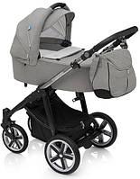Универсальная коляска  2 в 1 Baby Design Lupo Comfort Limited 2019 | 02 SATIN