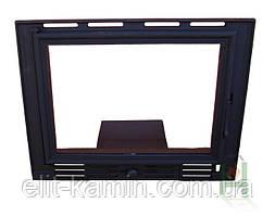 Дверцы для камина Н0322 (500x645)