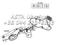 Гидравлические элементы оперативной памяти, основной стрелы, (DIS10968), экскаватор-Е1-5-5, фото 1