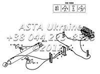 Гидравлические элементы оперативной памяти, основной стрелы, (дис 10968, с защитным клапаном), экскаватор-Е1-5