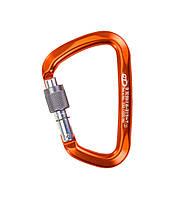 Карабин алюминиевый Climbing Technology Large SG цветной orange (2C45500 WAM)