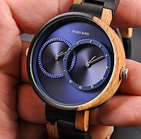 Часы деревянные Bobo Bird W-R10-3 Original унисекс