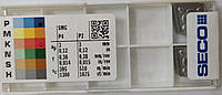 CNMG120408 (P,K) Твердосплавная пластина для токарного резца Seco