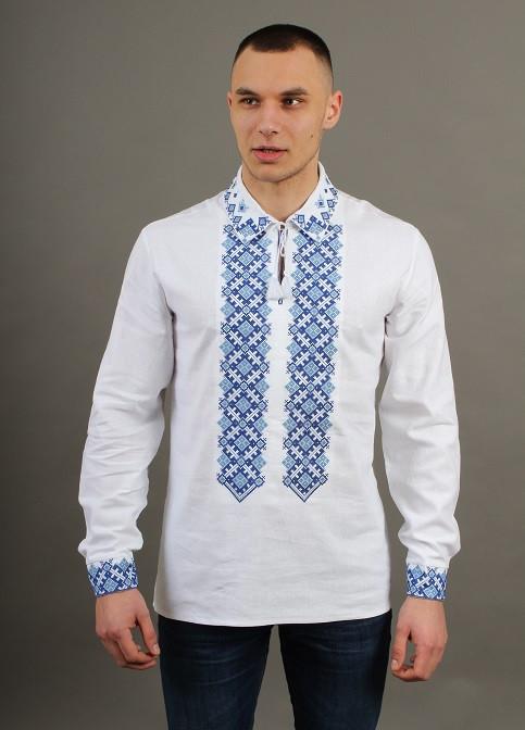 """Рубашка - вышиванка """"Мужской стиль"""""""