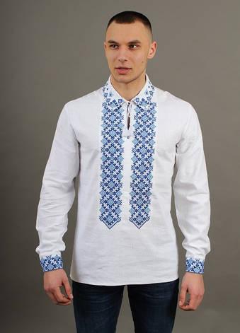 """Рубашка - вышиванка """"Мужской стиль"""", фото 2"""