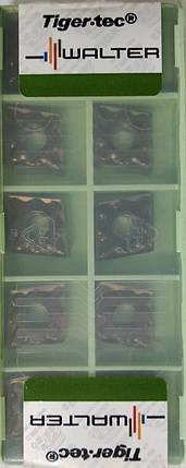 CNMG120412 (P,M,S) Твердосплавная пластина для токарного резца Walter, фото 2
