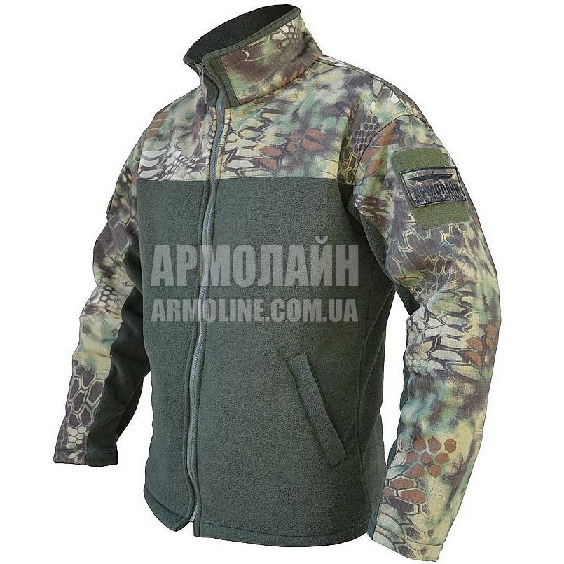 Толстовка флисовая армейская KRYPTEK (ВИДЕО)