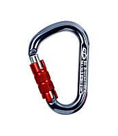 Карабин алюминиевый Climbing Technology Snappy TG цветной titanium ( 2C46100 YQB )