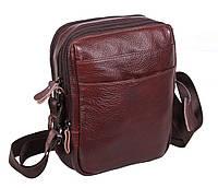 Мужская кожаная сумка Dovhani Dov-8143-54 Коричневая, фото 1