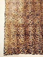 Пластина ласка принт ягуар-беби 115*60 см Италия