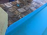 Высокопрочное эпоксидное покрытие, краска для бассейна VIMEPOX SP-COAT, ведро 10 кг, фото 4