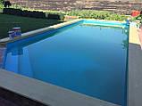 Высокопрочное эпоксидное покрытие, краска для бассейна VIMEPOX SP-COAT, ведро 10 кг, фото 3