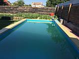 Высокопрочное эпоксидное покрытие, краска для бассейна VIMEPOX SP-COAT, ведро 10 кг, фото 2