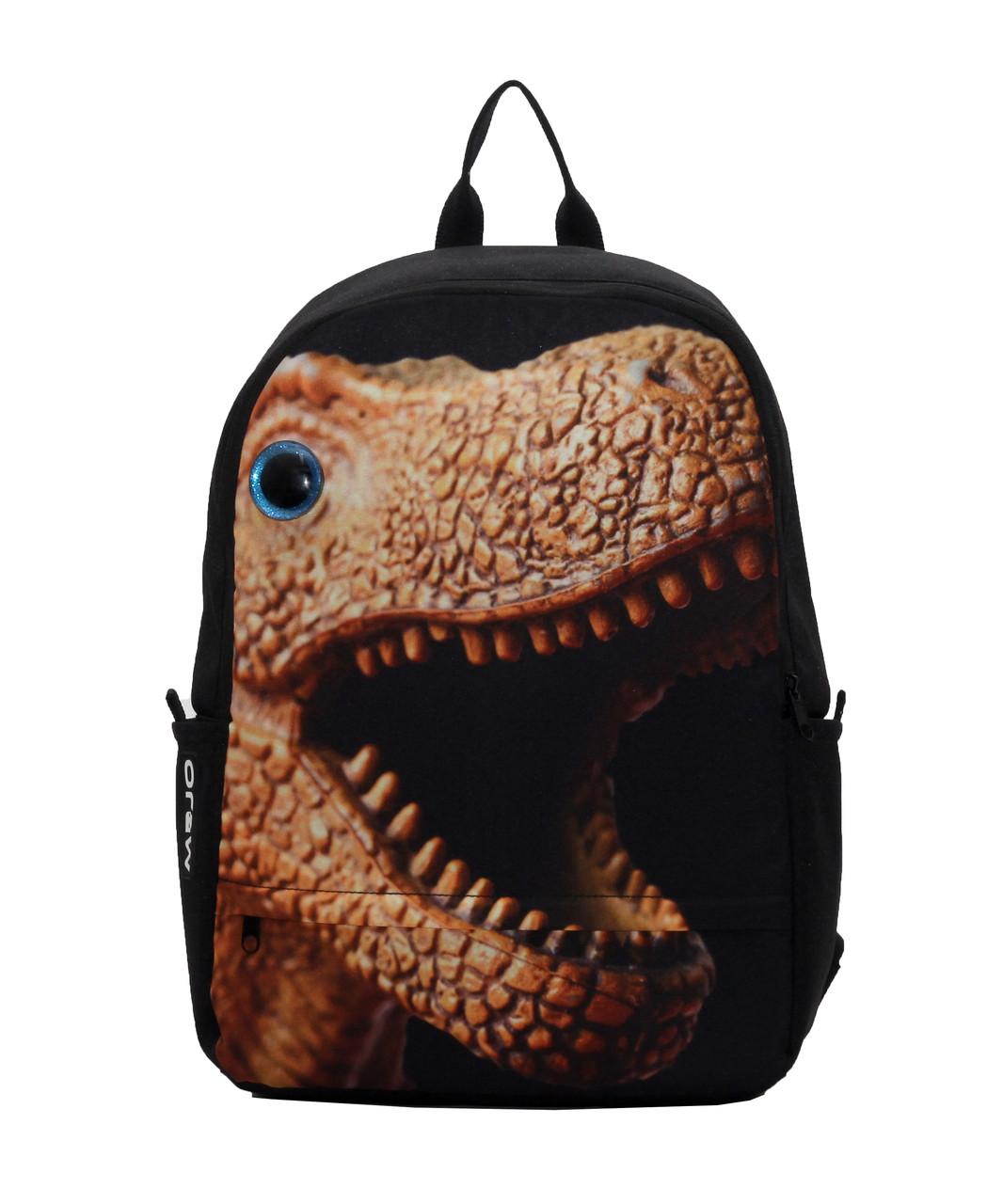 Рюкзак Mojo Dinomite чорный мульти (KAA9984580)