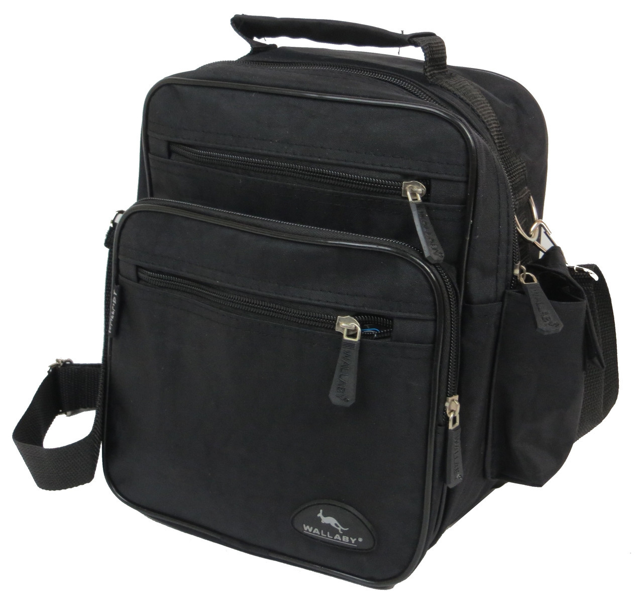 Мужская небольшая сумка  Wallaby 2665 чёрный