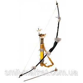 Лук со стрелами (140 см)