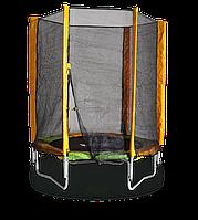 Батут KIDIGO 140 см. с защитной сеткой (BT140)