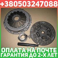 ⭐⭐⭐⭐⭐ Сцепление ГАЗ 3102, 31029,3110 с двигатель 406, (диск нажимной+ведомый+подшник )(производство  FINWHALE)  CK306