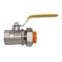 Кран газовый LAVITA PxFL(C) 15x1/2 (G)