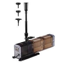 Комплект для пруда SunSun - Насос c фильтром + насадки (CRECH СHJ 902+CFA)