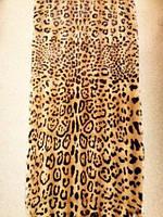 Пластина ласка принт ягуар 115*60 см Италия