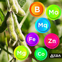 Роль мікроелементів в технології вирощування сої