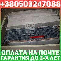 ⭐⭐⭐⭐⭐ Сердцевина радиатора Т 150, НИВА, ЕНИСЕЙ 6-ти рядный   (пр-во г.Оренбург)