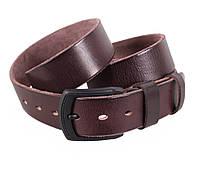Мужской кожаный ремень Dovhani BUFF000-505 115-130 см Коричневый, фото 1