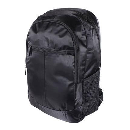 Рюкзак мужской Dovhani 1-09191 Черный, фото 2
