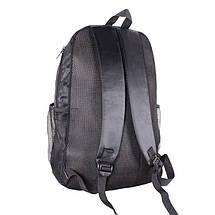 Рюкзак мужской Dovhani 1-09319 Черный, фото 2