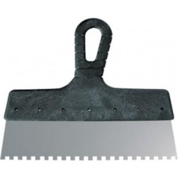 Шпатель зубчатый 250 мм (6х6 мм)