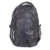 Рюкзак мужской Dovhani 1-38089 Черный, фото 1
