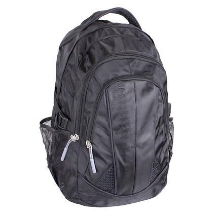 Рюкзак мужской Dovhani 1-383725 Черный, фото 2