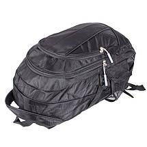Рюкзак мужской Dovhani 1-383725 Черный, фото 3
