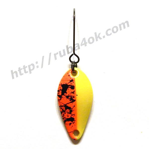 Колеблющаяся блесна Маньячка Сенсорика цвет 003