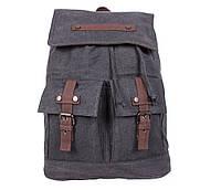 Рюкзак мужской Dovhani 8634-118BLACK Черный, фото 1