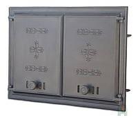 Печные дверцы Н1101 (480x675), фото 1