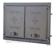Печные дверцы Н1101 (480x675)