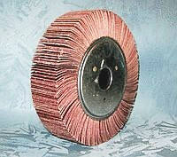 Круг шлифовальный лепестковый (КШЛ) Ø150×30×32мм (corund) ЗАК