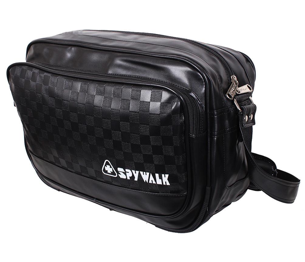 Сумка мужская Spy Walk Sport30310202 Черная