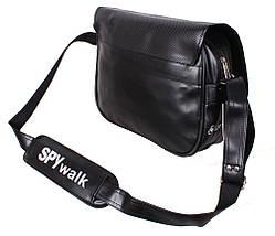 Сумка мужская Spy Walk Sport30311313 Черная, фото 3
