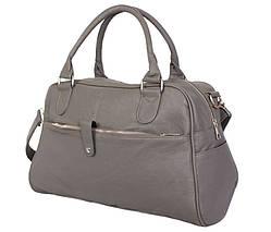 Дорожная сумка Voyage30411115 Серая, фото 3