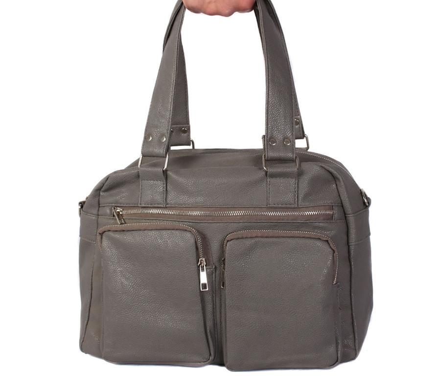 Дорожная сумка Voyage3040303 Серая