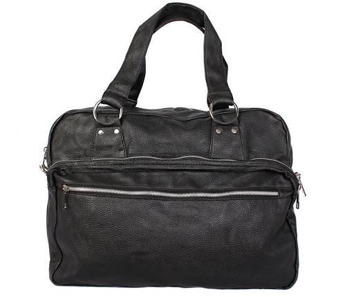 Дорожная сумка Voyage3040910 Черная, фото 2