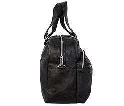 Дорожная сумка Voyage3040910 Черная, фото 3