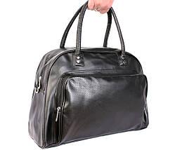 Дорожная сумка Voyage3030230 Черная, фото 2