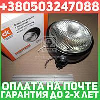 ⭐⭐⭐⭐⭐ Фара МТЗ,ЮМЗ передняя с ламп. в метал. корпусе 127мм