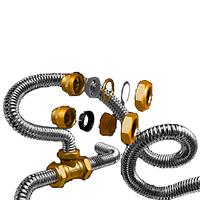 Гофрированная труба из нержавеющей стали Gofra Flex